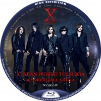 X JAPAN WORLD TOUR 2014 at YOKOHAMA ARENA