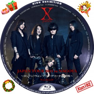 保護中: X JAPAN JAPAN TOUR 2015 in NAGOYA