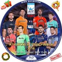 保護中: ATPワールドツアー・ファイナルズ 2016