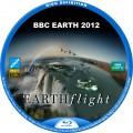 BBC EARTH 2012 アースフライト Blu-rayラベル