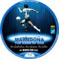 MARADONA Blu-rayラベル
