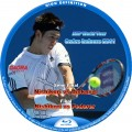 錦織圭 Swiss Indoors 2011 Blu-rayラベル