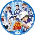 テニスの王子様 Blu-rayラベル