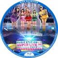 Mステ スーパーライブ 2012 ももクロ Blu-rayラベル