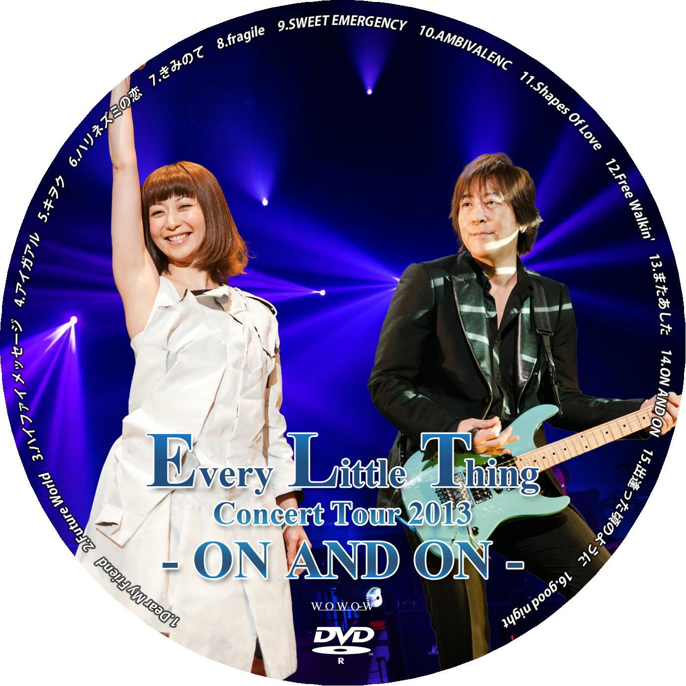 ELT DVDラベル Live1