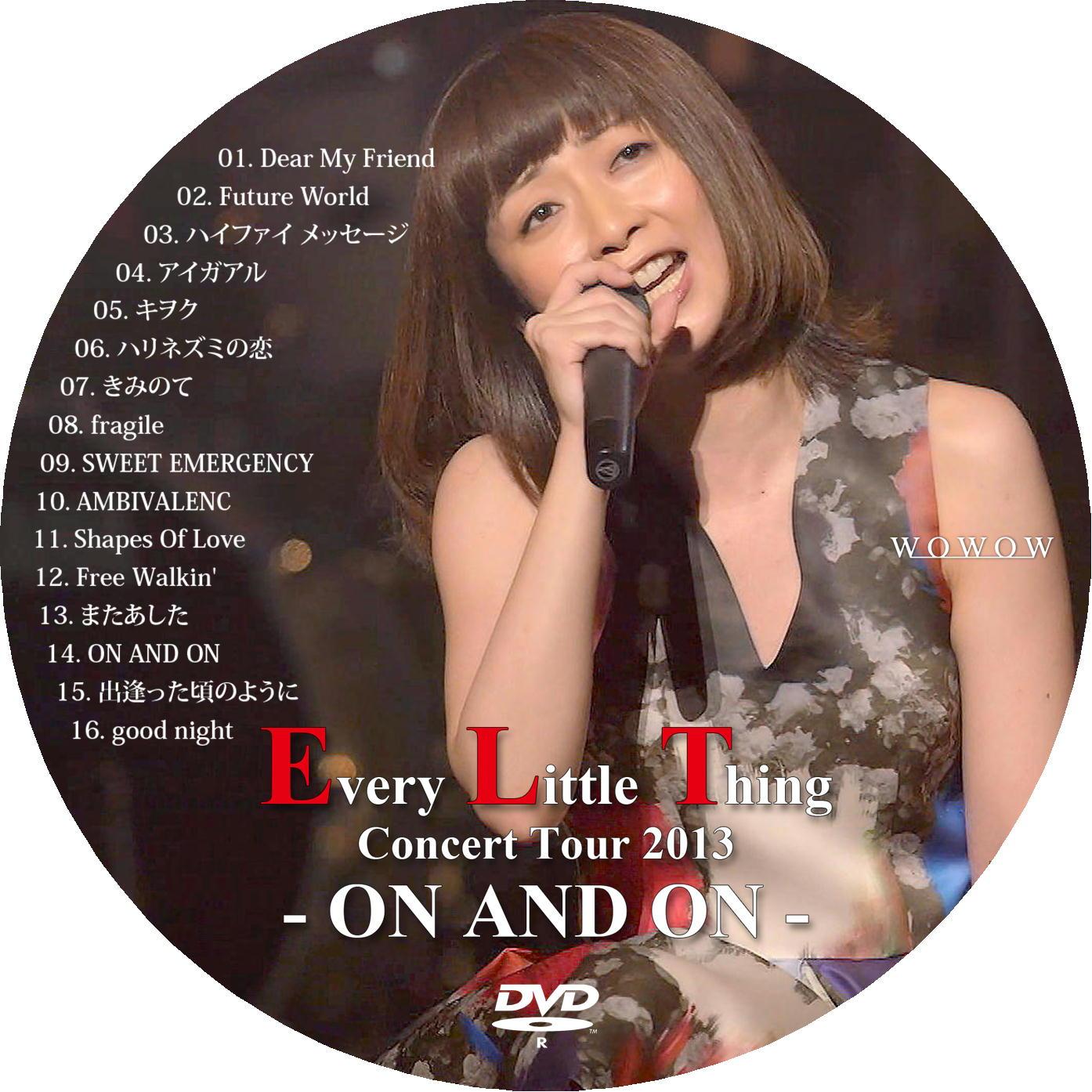ELT DVDラベル Live2