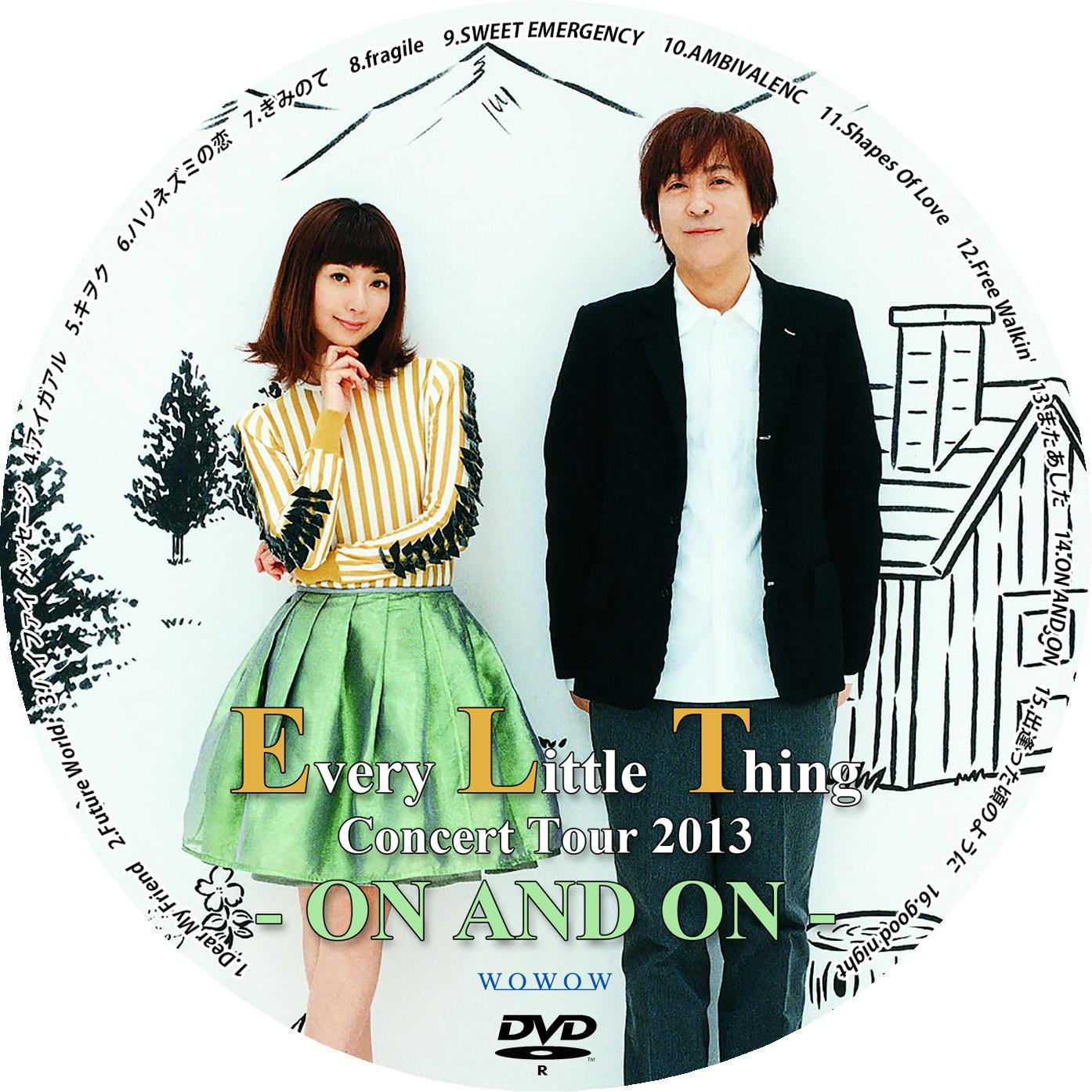 ELT DVDラベルプロモーション画像