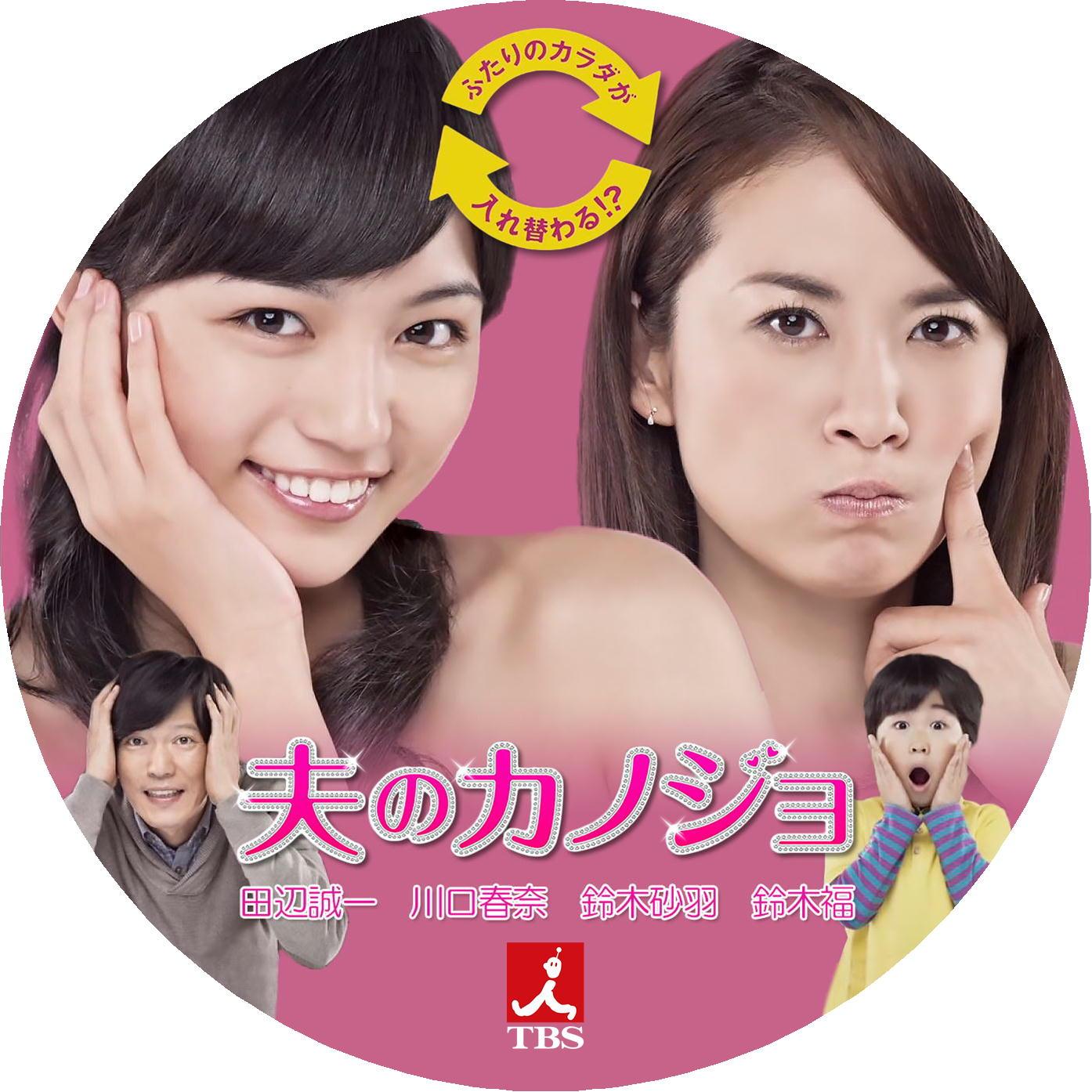夫のカノジョ DVDラベル