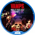 VAMPS LONDON BDラベル