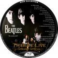Beatles WOWOW BDラベル