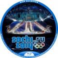 Sochi Olympic BDラベル