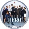 HERO 月9 木村拓哉 キムタク Blu-ray BDラベル