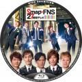 武器はテレビ SMAP×FNS 27時間テレビ Blu-ray BDラベル
