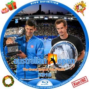 保護中: 全豪オープンテニス 2016