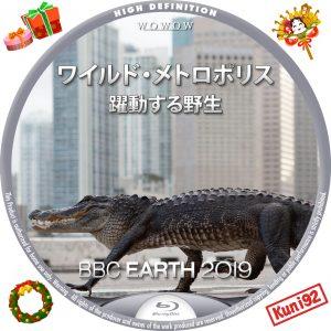 保護中: BBC Earth 2019 ワイルド・メトロポリス 躍動する野生